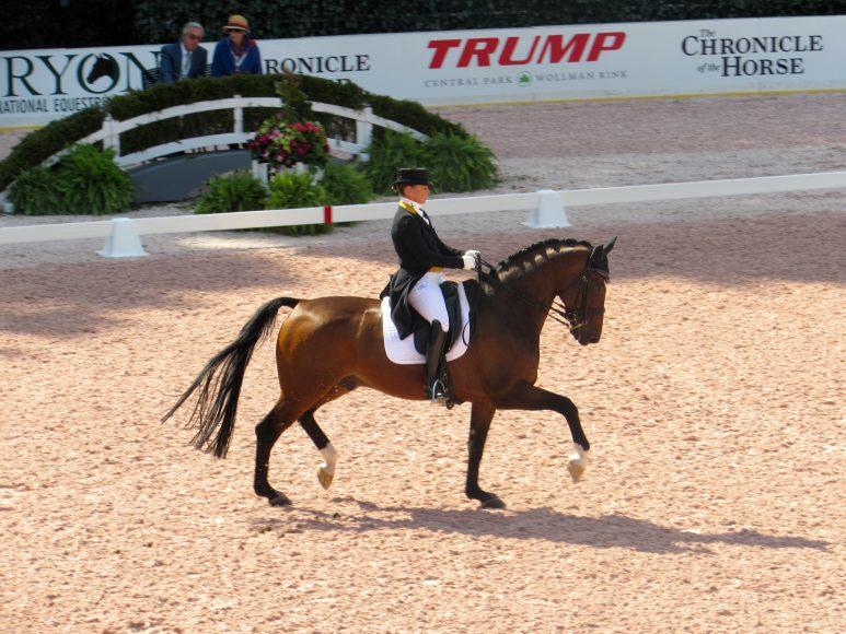 German rider Isabell Werth