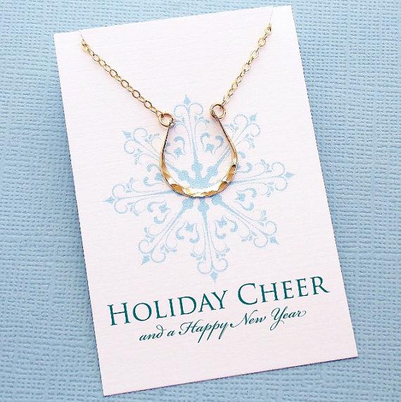 Horseshoe Necklace SusiD