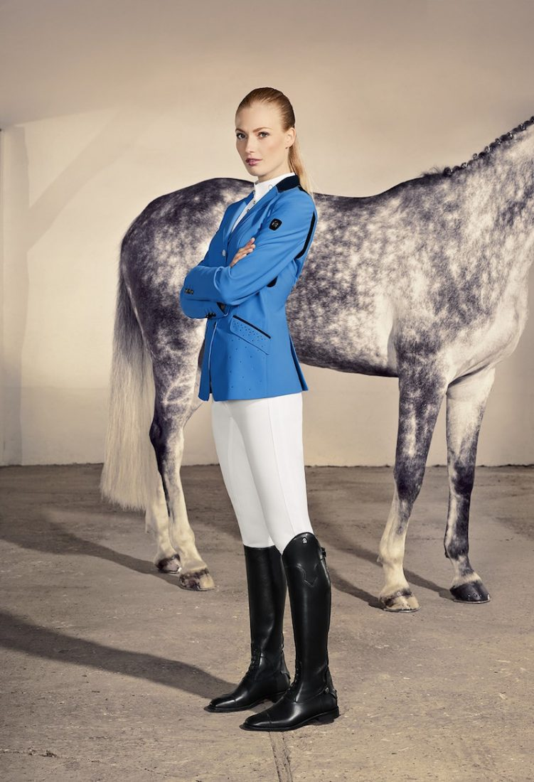 HTWI: Bold Blue Cavallo
