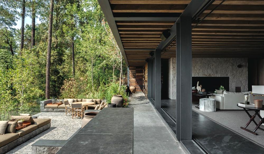 El-Mirador-House-CC-Arquitectos-Modern-Design-Horse-8