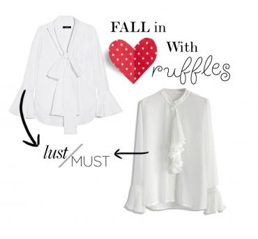 Lust/Must: Ruffles