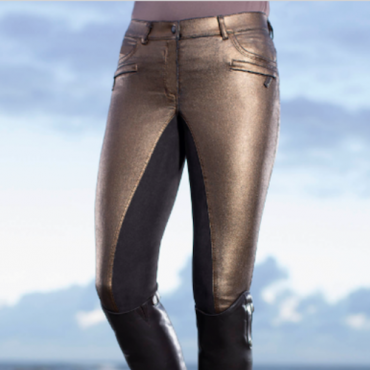 Get The Look: Metallic For Stable