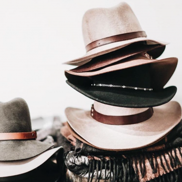 Country Chic Chapeau
