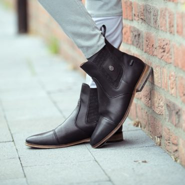 STABLE TO STREET: Paddock Boot