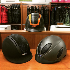 Equestrian Helmet Uvex Style