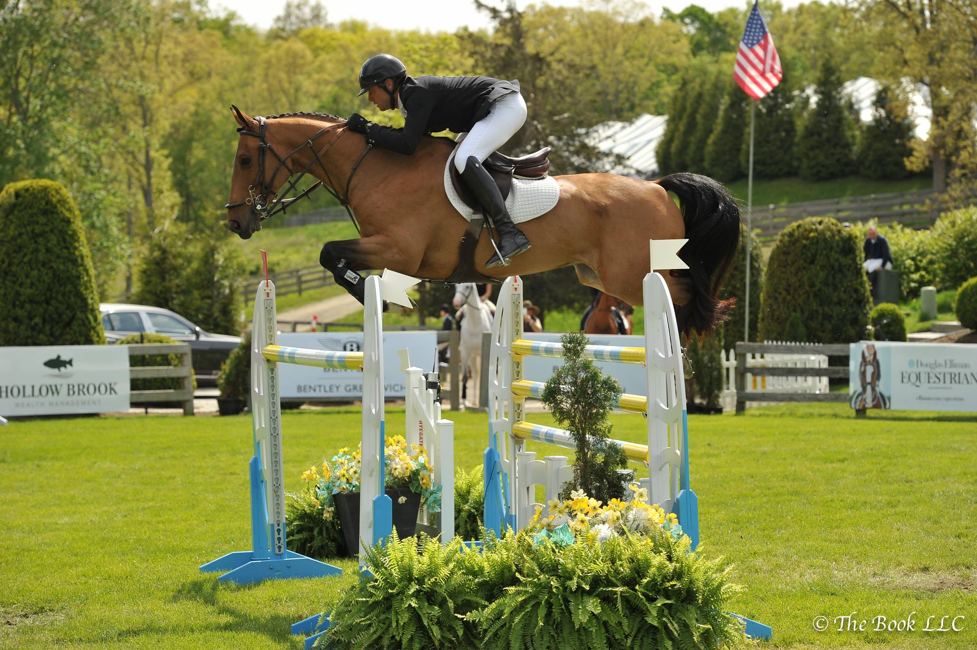 Old Salem Farm Spring Horse Show 2017