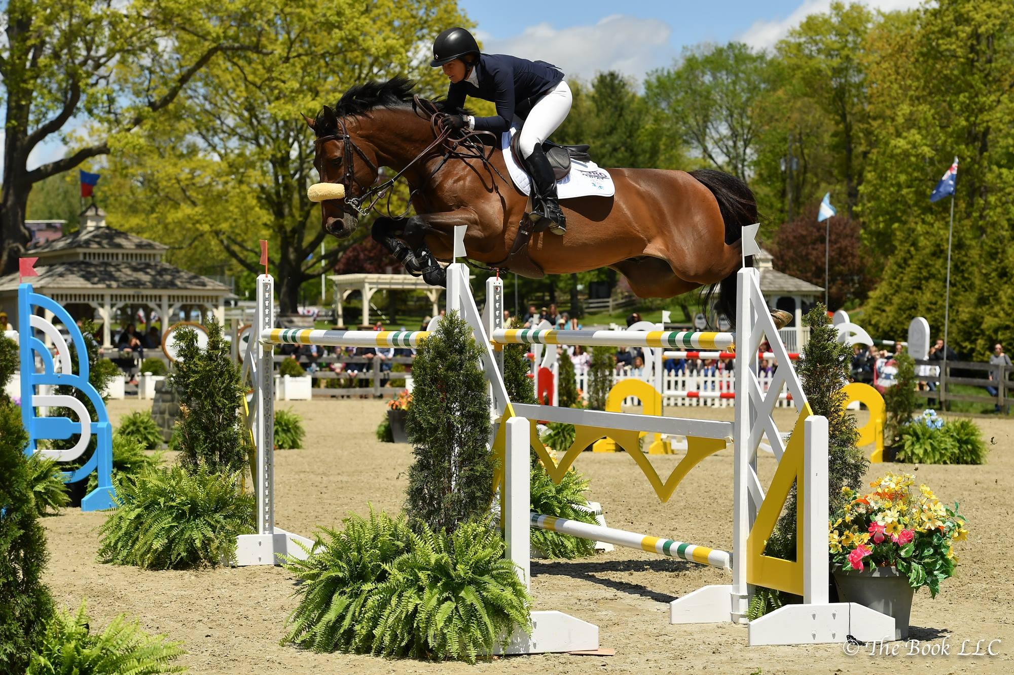 Old Salem Spring Horse Show 2017