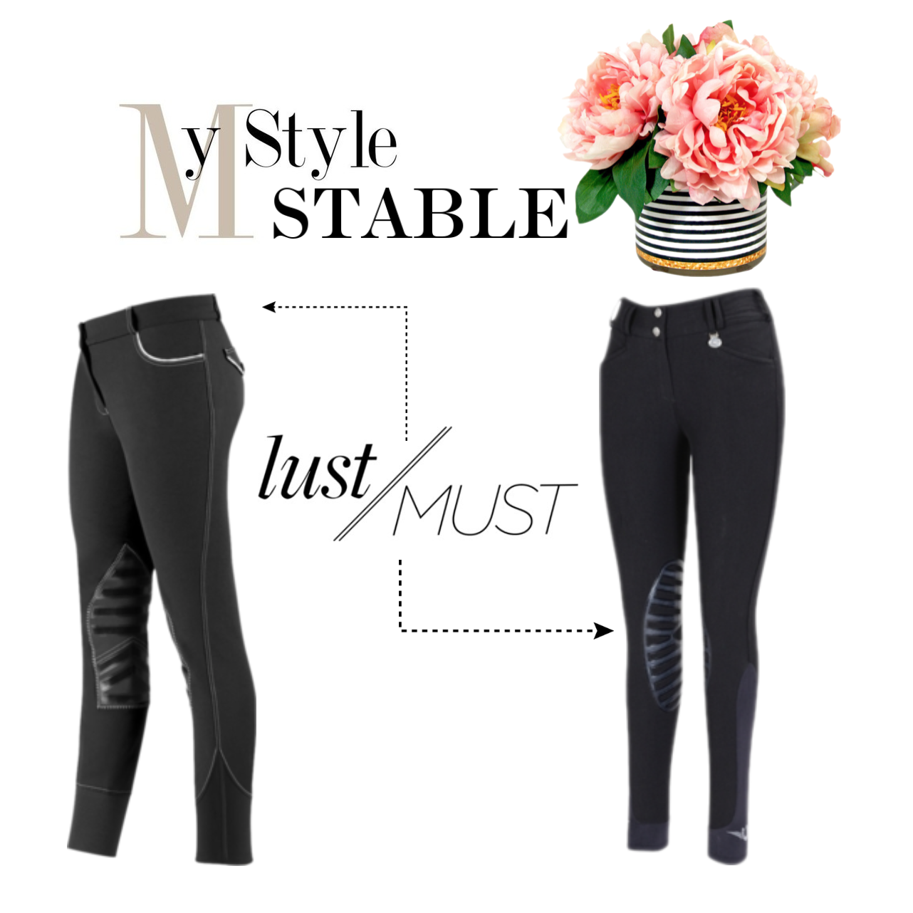 equestrian grip tech breeches