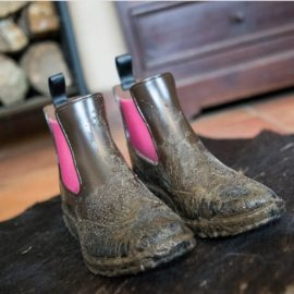 Fior De Liso boots