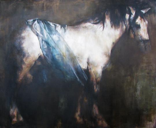 Marilyn Borglum Equestrian Art