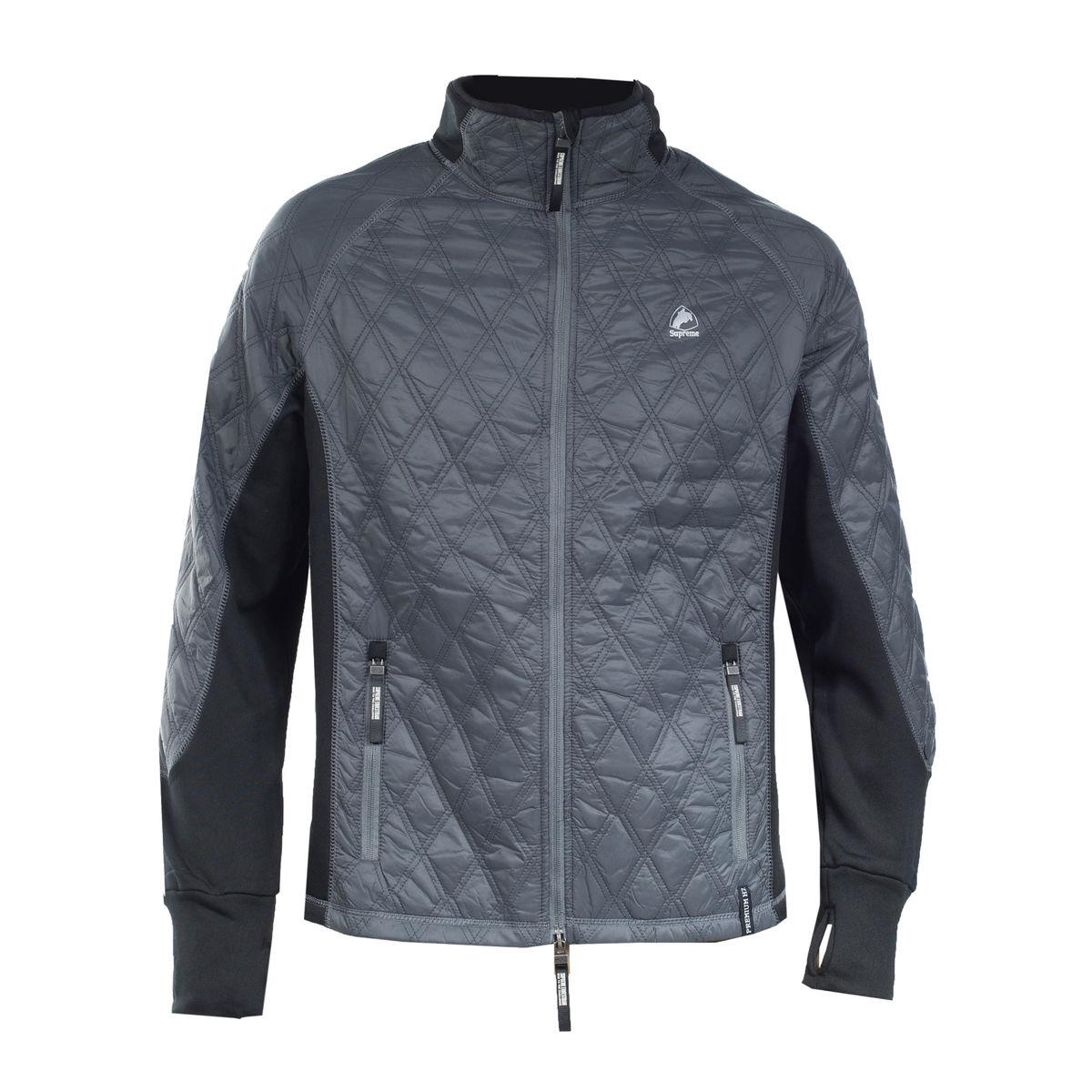 horze maxwell mens lightweight padded jacket