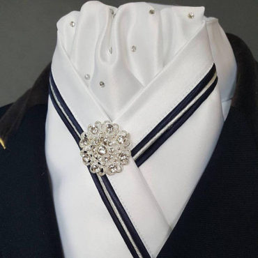 COMPETITION STYLE: Dressage Stock Tie
